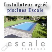 Gamme escale piscine 64 bourdeau for Installateur de piscine